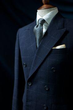 ethandesu: Modern British Bespoke.  http://www.annabelchaffer.com/categories/Gentlemen/