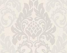 BAROK BEHANG - AS Création Fleece Royal 96190-1