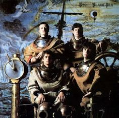 XTC's Black Sea.  One of my favourite disks by XTC.