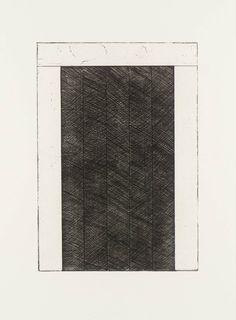 Brice Marden '[no title]', 1977 © ARS, NY and DACS, London 2014