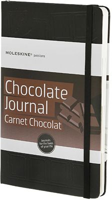 Moleskine Passion Journal Chocolate