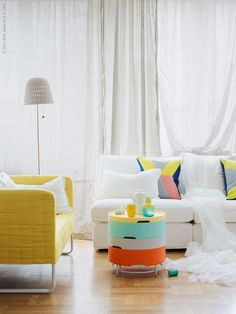 { Living room - colours }