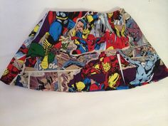 Ready to ship Marvel comics superhero by TheNerdyPrincess on Etsy