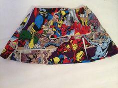 Ready to ship Marvel comics superhero by TheNerdyPrincess on Etsy