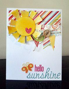 Hello Sunshine via Flickr