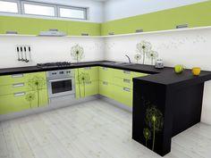 Pojďme přetisk to! 3 Bedroom Flat, Kitchen Cabinets, Let It Be, The Originals, Furniture, Home Decor, Kitchen Cupboards, Homemade Home Decor, Home Furnishings