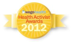 Health Activists inspire us every day with their commitment to online health communities. Let's celebrate their accomplishments and recognize their contributions. The Health Activist Awards honor the leaders who made a real difference in how we think about healthcare and living well in 2012.