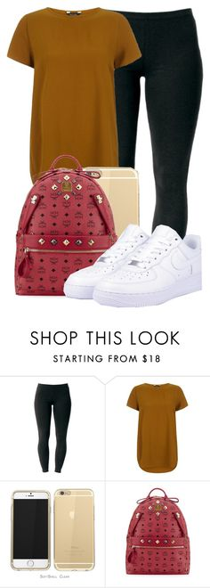 """""""."""" by ray-royals ❤ liked on Polyvore featuring Joe Browns, MCM and NIKE"""