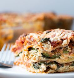 The Perfect Vegan Lasagna #recipe