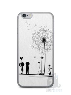 Capa Iphone 6/S Casal Apaixonado - SmartCases - Acessórios para celulares e tablets :)