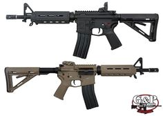 G Custom TOP M4 MOE EBB Rifles