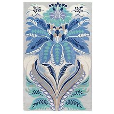 Passionflower Rug