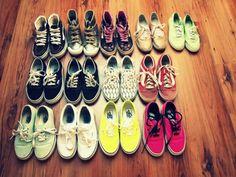 The Vans Family.