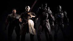 NetherRealms acaba de adelantar el regalo de navidad a los seguidores de Mortal Kombat X al revelar 4 nuevos personajes que estarán presentes en el juego.