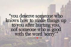 deserving