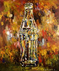 Coke Bottle 2   by: Steve Penley