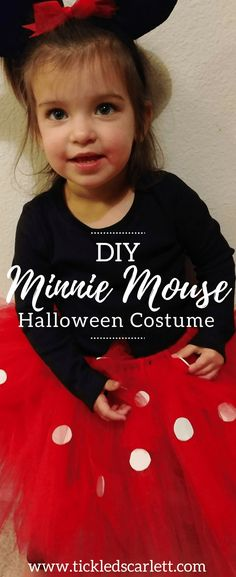 DIY Minnie Mouse Hal