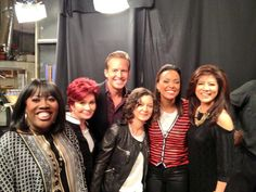 East Coast #TheTalk is LIVE w/ guest cohost @Joy Joy @CBS New York @ChrisWragge!