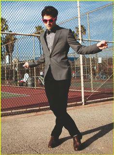 Darren Criss, Doctor Who impersonator? lol