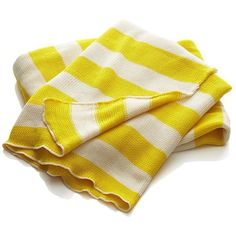 crate u0026 barrel olin yellow throw 997 liked on polyvore featuring home