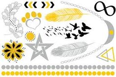 Afbeeldingsresultaat voor ibiza tattoos