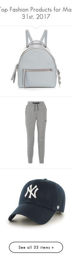 """""""Top Fashion Products for Mar 31st, 2017"""" by polyvore ❤ liked on Polyvore featuring tops, hoodies, sweatshirts, shirts, crop top, sweaters, white, white crew neck shirt, nike sweatshirts and white crew shirt"""
