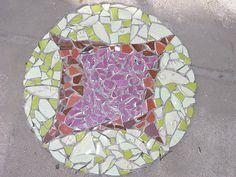 Mosaic Patio & beautiful mosiac walkways