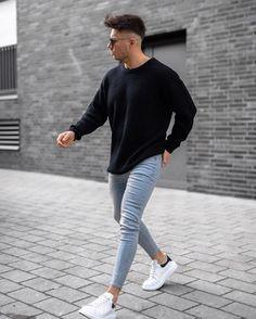 Mens Casual Dress Outfits, Formal Men Outfit, Summer Outfits Men, Stylish Mens Outfits, Older Mens Fashion, Suit Fashion, Fashion Black, Trendy Mens Fashion, Street Fashion