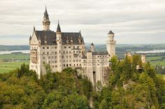 The Real Disney Castle | Chic Traveler