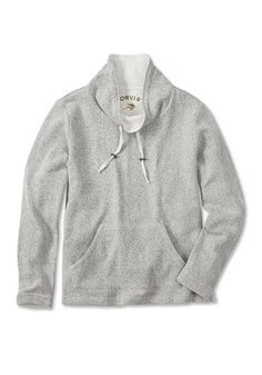 Just found this Midweight Cowlneck Pullover Sweatshirt - Cowlneck Cozy Sweatshirt -- Orvis on Orvis.com!
