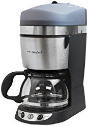 Christmas deals week 10 Cup High Speed Intellichef Coffee Maker by Cook Essentials
