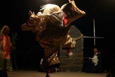 吉原神楽―南小国のイベント―