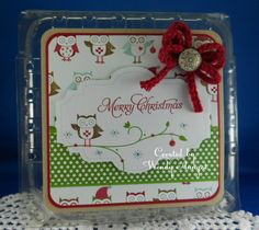 CC434~Merry Christmas by WeeBeeStampin - Cards and Paper Crafts at Splitcoaststampers