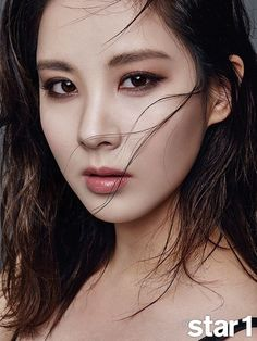 """Article : SNSD Seohyun, """"Getting into SM was the turning point of my life"""" Source : via Naver I wouldn't c. Sooyoung, Yoona, Snsd, Kim Hyoyeon, Jung So Min, Jessica Jung, Vixx, Revista Instyle, Hyun Seo"""