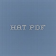 Hat.pdf Babymütze