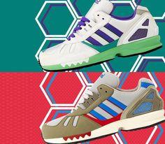 adidas Originals ZX 7000 - 2 wersje (Size  exclusive) - Zapowiedź. Adidas  Zx · Nasa · Adidas Originals · Кроссовки Для Бега ... facae25dc68