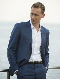 #TomHiddleston as Jonathan Pine in The Night Manager.