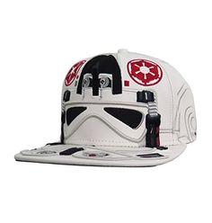 Star Wars AT-AT Pilot Big Face Snapback Hat //Price: $19.13 & FREE Shipping //     #starwarsfan
