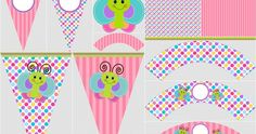 Ideas, Free Printables, Cakes, DIYs, Recipes and more for your Baby Showers and Parties for Babies.