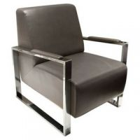 Helix is a sleek modern addition to Display Group's lounge chair collection.