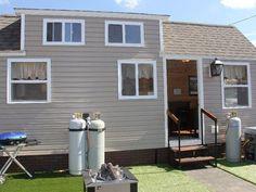 Blossman All-Propane Tiny House