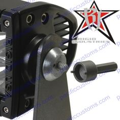 Rigid Industries Led Light Bar Security Nut Kit Prevents Someone From Stealing Your Led Light Bar