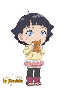 Chibi Himawari by Marcinha20 on DeviantArt