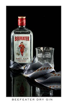 Beefeater Gin •Keeley Bourton Photography•