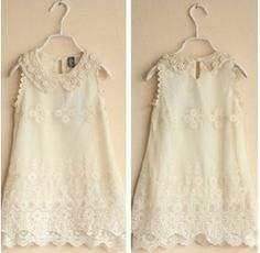 The perfect white dress for the holiday or just an everyday dress