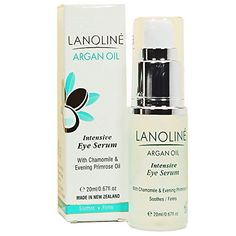 Lanoline Argan Oil Intensive Eye Serum ** Check out the image by visiting the link. (This is an affiliate link and I receive a commission for the sales) Fire Lyrics, Eyeshadow For Brown Eyes, Eyes Lips Face, Evening Primrose, Eye Serum, Argan Oil, Beauty Skin, Skin Care, Bottle