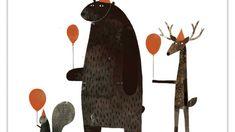 Ein Bär mit Hut ist ein seltener Anblick. Umso trauriger wird's, wenn er dann futsch ist