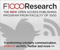 F1000 Research, New Open Access Publishing Program