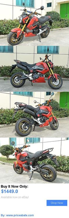 motorcycles And scooters: Boom 125Cc Gasoline Motorcycle Bd125-15 Red BUY IT NOW ONLY: $1449.0 #priceabatemotorcyclesAndscooters OR #priceabate