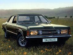 Ford Taunus GXL Sedan